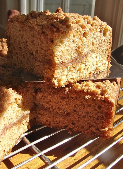 Post image for R'October Coffee Cake ~ YOUR way
